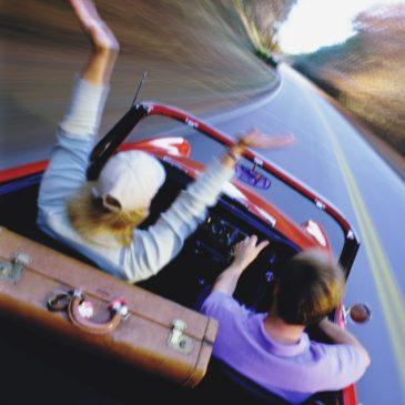 Путешествие на автомобиле по Австралии