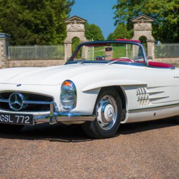 Mercedes-Benz и звездные Золушки